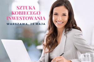 Sztuka kobiecego inwestowania