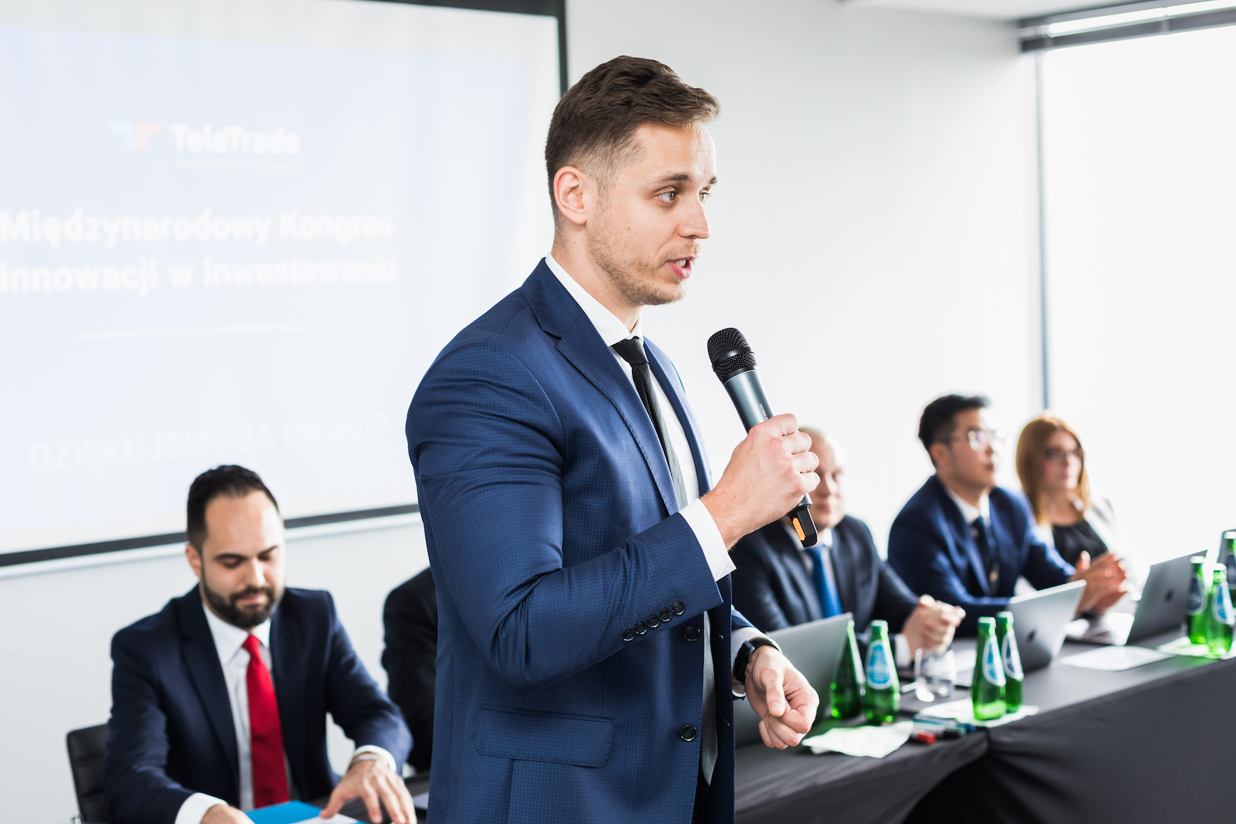 TeleTrade - opinie Zbigniew Grutkowski o kongresie