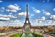 wieża eiflla