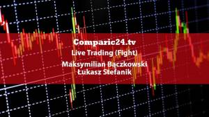 Live Trading w comparic24.tv