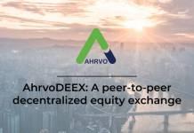 Projekt Ahrvo – Twój analityk giełdowy i giełda papierów wartościowych na blockchainie