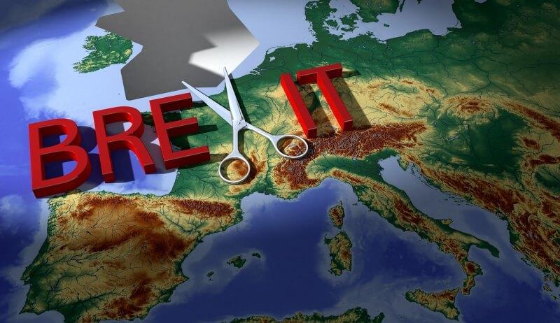 Brexit kosztował WielkąBrytanię 130 mld funtów i kwota ta nadal rośnie, szacuje Bloomberg Economics