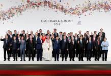 Szczyt G-20 w Japonii