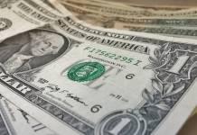 jeden dolar amerykański