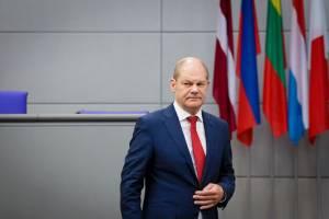 Olaf Scholz - Niemiecki minister finansów