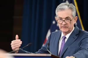 Kurs dolara bez większej racji na słowa J. Powella, funt nadal najmocniejszy