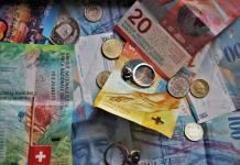 kurs franka szwajcarskiego