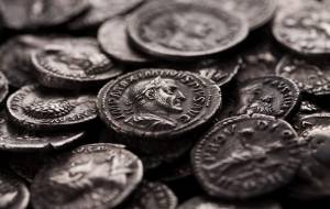 monety historia