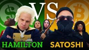 satoshi vs hamilton