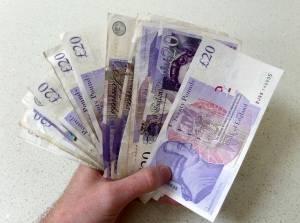 Notowania funta szterlinga cofają do 4,86 PLN. GBP/PLN walczy o utrzymanie wsparcia