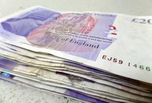 Kurs funta brytyjskiego pokazuje siłę. GBP/PLN ma szansę na przekroczenie 5,06 PLN