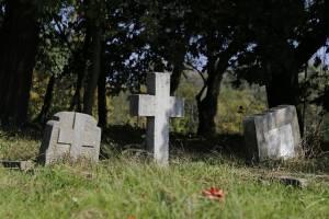 I wojna światowa cmentarz