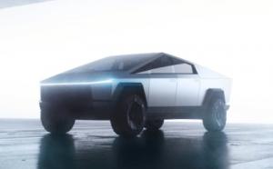 Tesla nowy model - Cybertruck