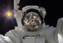 Bitcoin w kosmosie