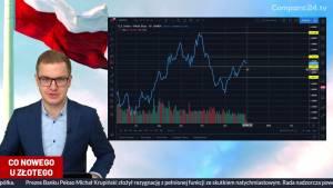 Kurs euro wraca do 4,30 zł. Polski złoty silny na początku grudnia, dolar, funt i frank również tracą