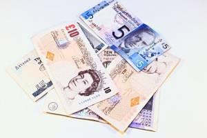 Funt szterling wybiera dalszy spadek. GBP/PLN z potencjalnym celem na 4,90 PLN