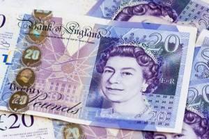 Notowania funta szterlinga spadają. GBP/PLN oscyluje w zakresie 5,00 PLN