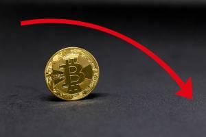 Bitcoin 1000 dolarów w dół. Kurs BTC nie potrafi utrzymać 10 tys. USD