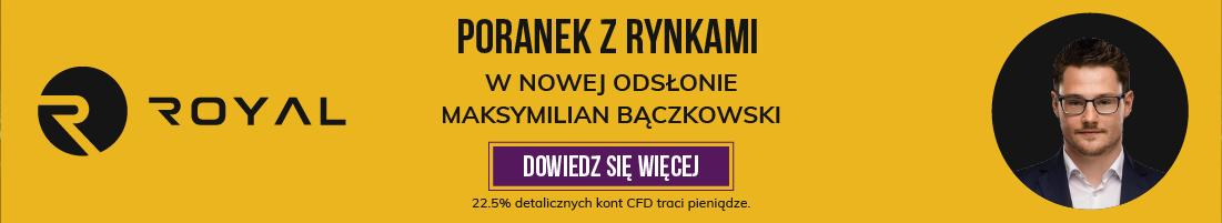 cc poranek z rynkami maksymilian bączkowski banner
