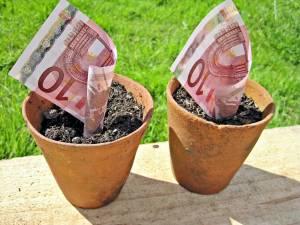 Kurs euro (EUR/PLN) znów powyżej wsparcia. Notowania po 4,5930 PLN