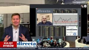 Cena złota może mieć potencjał wzrostu do 1800 dolarów, Biocchi (Directa)