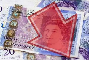 Kurs funta będzie spadał w maju? GBP tracił w tym miesiącu od 2010 roku
