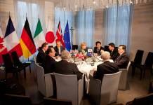 Spotkanie grupy G7 w 2014 roku