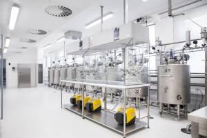Akcje Biomed-Lublin zyskiwały 7%, razem z nimi cały indeks mWIG40