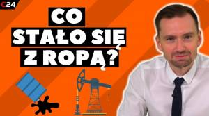 Cena ropy poniżej 0. Kurs złota do euro najdroższy w historii. UE ma problemy