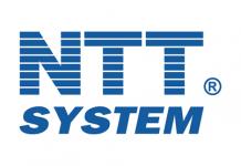 NTT System - logo