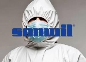Sanwil uszyje kombinezony chroniące przed wirusami dla szpitali w Polsce