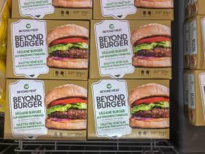 Akcje Beyond Meat mocno w dół po wynikach za drugi kwartał