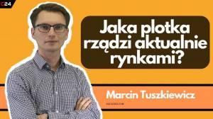 GPW: WIG20 pod presją fali spadkowej. Jak radzi sobie KGHM, PKN Orlen i Dino Polska?