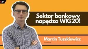 20% na WIG-Banki w 3 tygodnie. Analiza poszczególnych branż na GPW