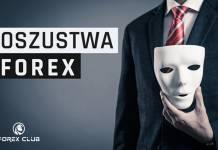 oszustwa na rynku forex