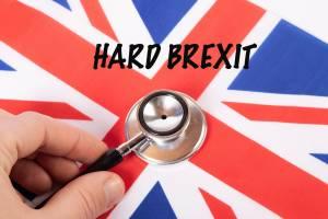 Kurs funta spadł pod 1,32 USD. Hard-Brexit jeszcze nie tak straszny dla inwestorów