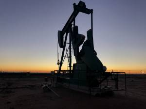 Cena ropy WTI w dół po wyciecze ponad poziom 40 USD za baryłkę