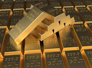 Złoto zaczyna od wzrostów