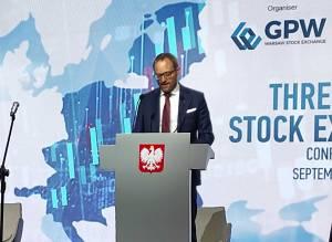 GPW w 2020 r. to druga najszybciej rosnąca giełda w Europie, ocenia Marek Dietl