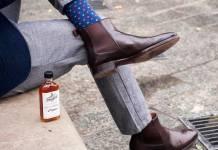 Sztyblety męskie - idealne buty na spotkanie biznesowe