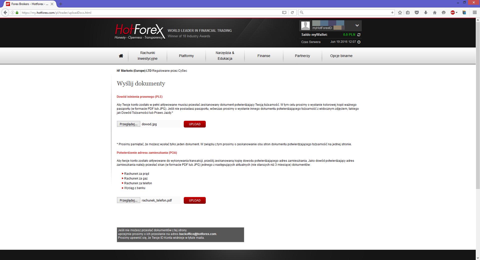 Forex gdzie konto