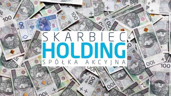 Skarbiec Holding z mocnymi wynikami. Kurs wspierają także spore napływy do funduszy
