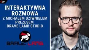 Brave Lamb Studio wydaje Field Hospital | Rozmowa z Prezesem Michałem Dziwnielem