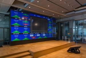 Akcje CD Projekt liderem spadków w czwartek. WIG20 tracił 0,5%