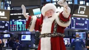 Rajd św. Mikołaja na Wall Street to tylko bajka, twierdzi P. Kwiecień (XTB)