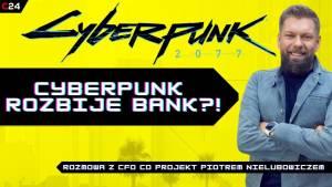 Nielubowicz (CD Projekt): Jesteśmy dumni z Cyberpunka 2077, nie spekulujemy co do kursu akcji