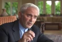 Frank Giustra, inwestor i miliarder,