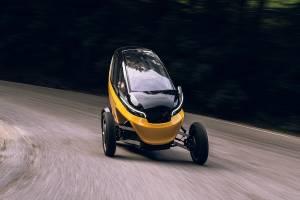 Triggo planuje na ten rok 50 pojazdów, z seryjną produkcją chce ruszyć w 2022 r.