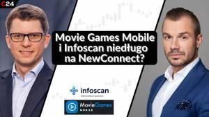 Infoscan już wkrótce przejęty przez Movie Games Mobile? - rozmowa z Kamilem Gaworeckim oraz Piotrem Sobisiem