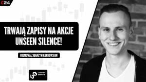 Unseen Silence, kolejna spółka gamingowa szturmuje giełdę – Rozmowa z prezesem firmy Ignacym Kurkowskim